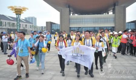 22支队伍参加第二届国际太阳能十项全能竞赛