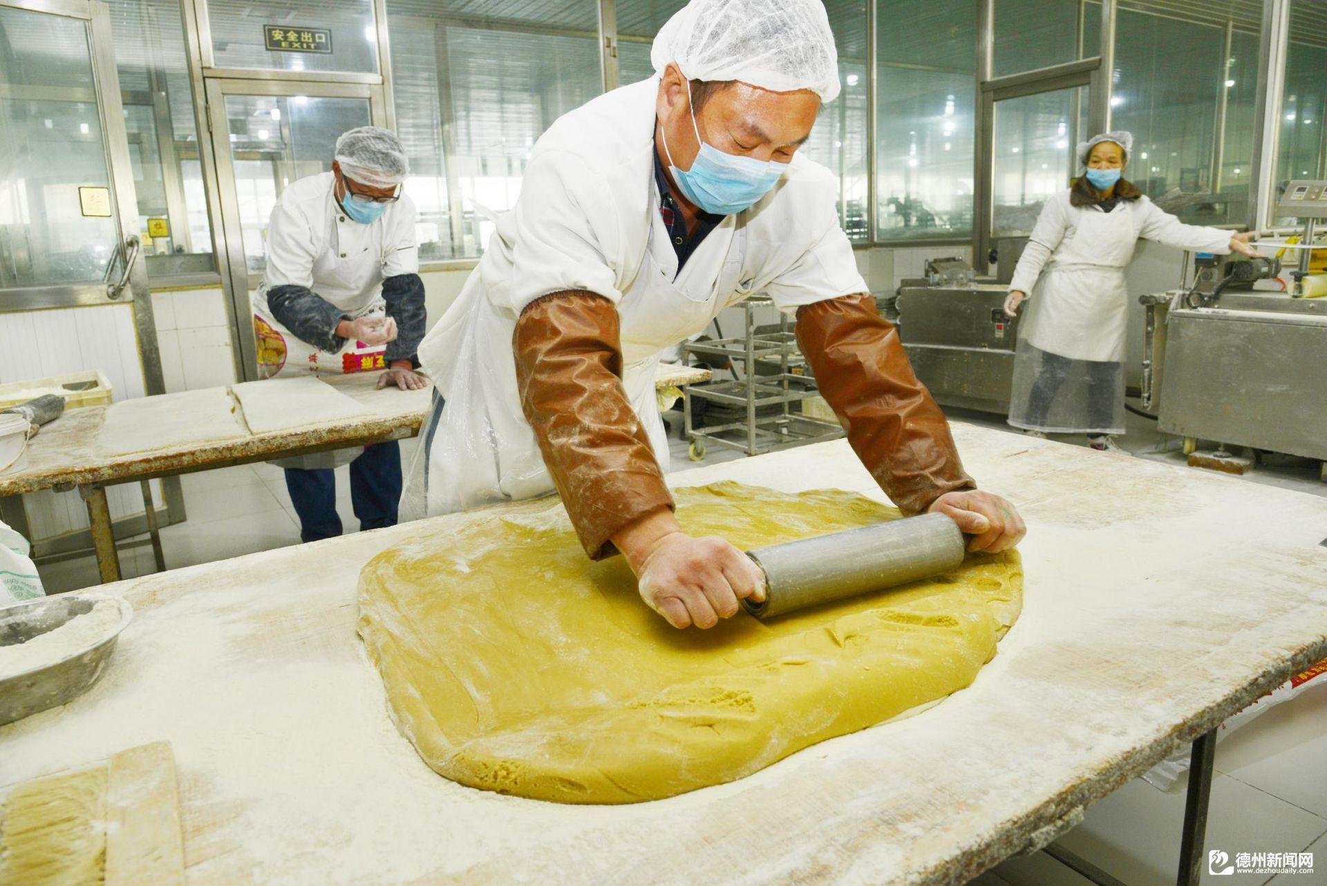 益和成糕点:传承百年味道