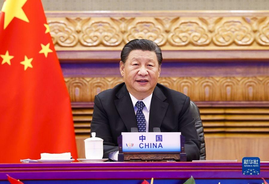 习近平在金砖国家领导人第十三次会晤上的讲话(全文)