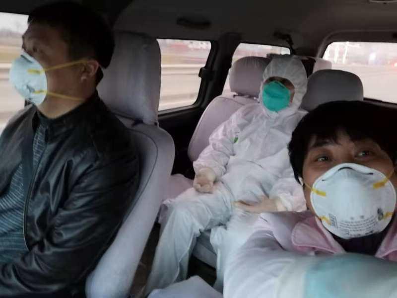 """慶云:奮戰在防疫一線的""""疾控最美伉儷"""""""