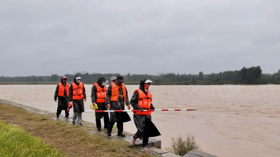 德州调动各方力量打好防汛硬仗 境内5干流河道均在警戒水位下平稳运行