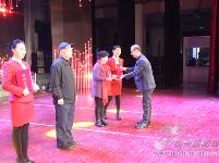 """运河经济开发区举行首届""""最美运河人""""颁奖典礼"""