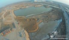 凤鸣湖湿地项目全面开工