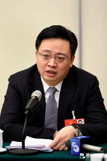 全国人大代表、德州市长陈飞:融入京津冀下好转型升级先手棋