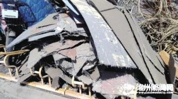 德州唐人公馆一个月2次高层墙皮脱落砸坏轿车