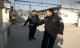 十二里庄警务室带领警务助理开展治安巡逻工作
