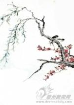 树梢上的春天
