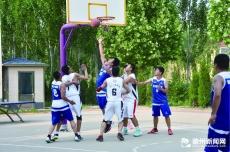 宋家镇组建篮球协会丰富群众文化生活