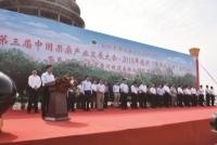 第十一届夏津黄河故道椹果生态文化节开幕