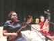 对唇形学发音 非洲女生表演苏州评弹网上走红