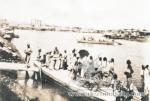 因漕运繁盛而成商贸集散地,占据军事、经济、文化重要地位——明清德州运河码头
