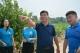 青岛农大学子参观合作社肥料生产车间与青少年农业学习基地