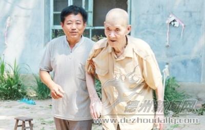 东辛店镇北孔村好女婿孔维生,照顾岳父20余年,翁婿亲如父子——孝老爱亲美名传