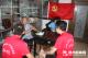 大学生暑期志愿服务队走进庆云县大范村