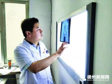 """""""他需要的,我刚好有""""——齐河县中医院医生王海滨成功捐献造血干细胞"""