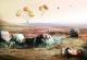 最新居住点概念图公布 未来移民去火星什么样