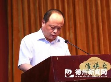陈付涛:提素质 优服务 建设阳光政府