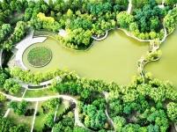 水清岸绿洁净美和谐宜居环境优