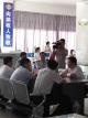 平原县县级领导同志到县政务服务中心现场办公