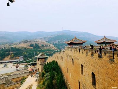 晋城名片  太行古堡
