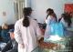 宿安乡卫生院对老年人开展免费体检活动