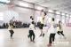 经开区举行3v3篮球赛 华宇工学院代表队夺冠