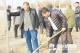 乐陵市铁营镇启动2018年度冬季造林绿化行动