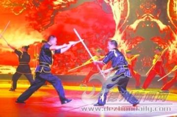 """它是源于北宋的传统武术,日前登上央视舞台——梢头棍""""魅力""""惊四座"""