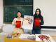 德州学院纺织服装学院举办京剧脸谱绘画大赛