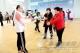 气排球社会体育指导员培训班开班