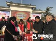 """淮北市举办""""崇尚科学反邪教,树立新风喜迎春""""活动"""