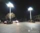 惠民工程照民心兴隆镇总投资50余万元安装路灯
