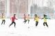 德州市举行校园足球冬令营