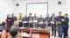 马市社区——为退役军人发放光荣牌