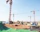 临南镇双丰二区项目开槽施工
