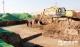 臨南鎮雙豐二區項目開槽施工
