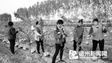 平原县张华镇:妇女居家灵活就业放异彩