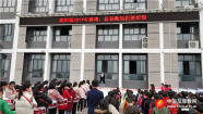安徽黟县反邪教宣传进校园