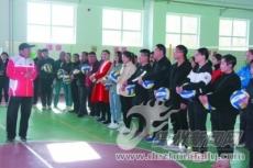 陵城区气排球二级社会体育指导员培训班开班