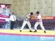 第二届全国青年运动会中国式摔跤预赛开赛
