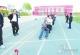 兴隆镇教育联区举办教职工拔河比赛