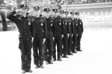警营开放日 向人民报告