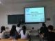 德州学院外国语学院召开第二场2019届毕业生就?#20302;?#36827;会