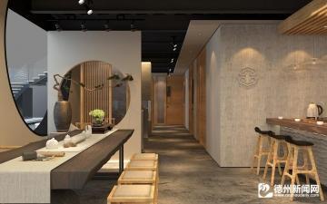 中尚优品茶空间:不止是具有东方美学的会客厅
