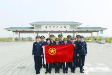 """齐河黄河大年夜桥职工开展纪念""""五四活动""""100周年活动"""