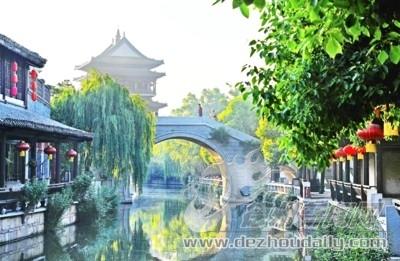 台儿庄:运河古城漂亮嬗变