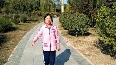"""德州市四季度""""新时代好少年"""":孙雨欣"""
