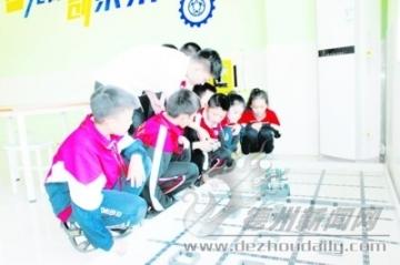 付庄小学——家校合力 明德启智育新人
