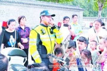 万孟龙——警摩巡逻 守护群众平安路