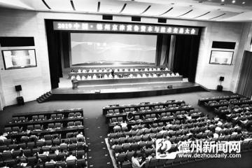 平原县参加2019中国·betway官网京津冀鲁资本与技术交易大会侧记
